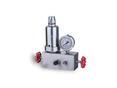 QF-CR系列蓄能器用气体安全阀