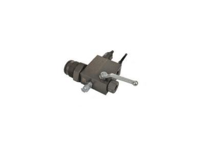 SAF10蓄能器安全微止阀块