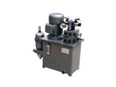液压系统(泵站)的设计和制造